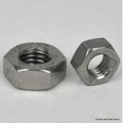Coneloc Self-Locking Nuts, Metric, Stainless Steel