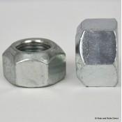 Coneloc Self-Locking Nuts, Imperial, UNF, Steel
