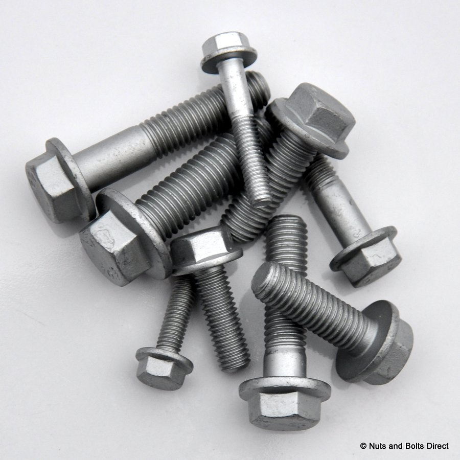 Flanged Bolts